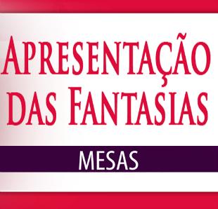 MESAS FESTA DOS PILOTOS - Carnaval 2017