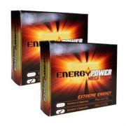 Energy Power Turbo - 2 Caixas com 8 C�psulas