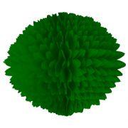BOLA POM POM 580mm (58cm) Verde Bandeira