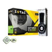 Nvidia Geforce GTX 1080 8GB 256-Bit GDDR5X 10.000MHz 1607MHz 2560 CUDA CORES ZT-P10800A-10P - DVI|HDMI|DP