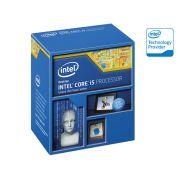Processador Intel Core I5-4460 3.2GHz (3.4 Max Turbo) 6MB Cache BX80646I54460 LGA150 Com Intel� HD Graphics 4600