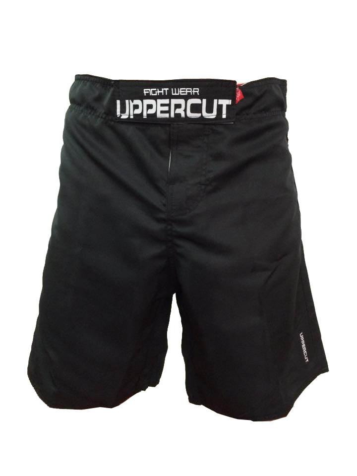 Bermuda MMA - Smooth - Sem Estampa - Casual - Uppercut