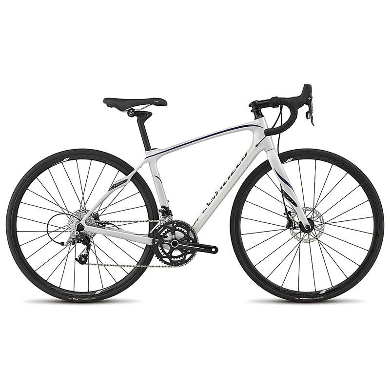 Bicicleta Specialized Ruby Elite Disc 2016