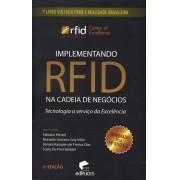 Implementando RFID na Cadeia de Neg�cios