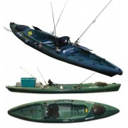 Caiaque Brudden Flying Fishing Pesca