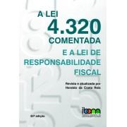 A LEI 4.320 COMENTADA E A LEI DE RESPONSABILIDADE FISCAL, 35�. EDI��O