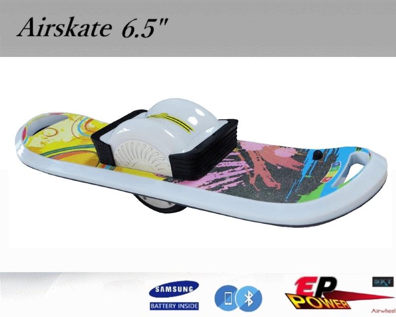 Airskate 6.5'' Monociclo Skate El�trico de Roda Dupla - EPPOWER