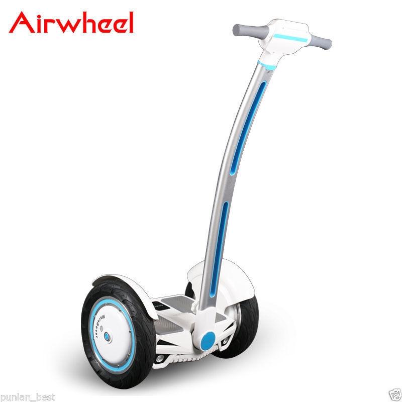 Airwheel S3 com Guid�o - Diciclo El�trico - tipo SegWay