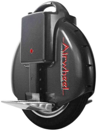 Monociclo El�trico - Airwheel X8 - Carbon Fiber - Roda 16�