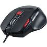 MOUSE USB �PTICO C/ SCROLL SPIDER FORTREK MOD.OM701