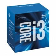 PROCESSADOR 1151 CORE i3 6100, Skylake, Cache 3MB, 3.7Ghz BOX