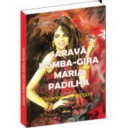 Livro - Pomba Gira Maria Padilha