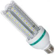 L�mpada Compacta LED Milho 5W a 23w 4U E-27 Bivolt