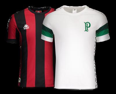 Futebol Casual Camisetas e Polos