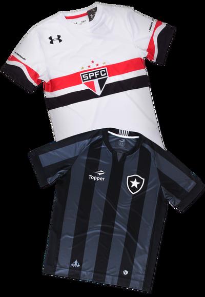 Clubes Brasileiros Temporada 2016
