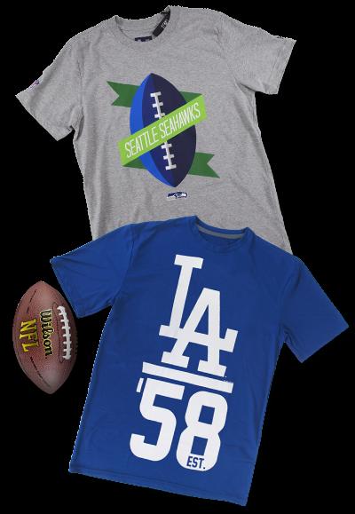 Esportes Coletivos NBA, NFL e MLB