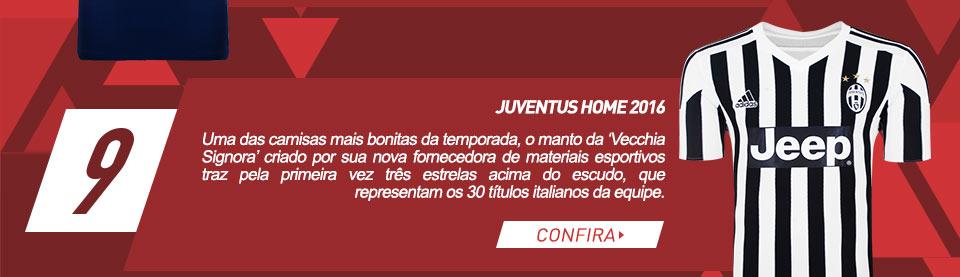 Juventus Home 2016