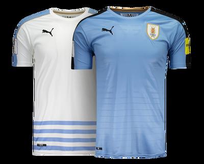 Camisa Puma Uruguai 2016