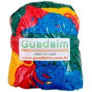 Rede de Prote��o Colorida para Cama El�stica de 4,27m