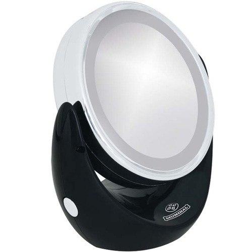 Espelho de Aumento 5 X com Led Marca Mundial - Frete Grátis