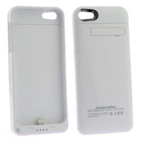 Capa Carregadora com Bateria Extra iPhone 5 - Frete Grátis