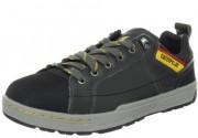 Sapato Caterpillar Men�s Brode ST Skate Shoe - Bico de A�o (Pepper)
