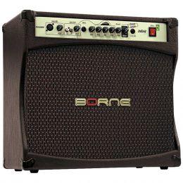 CV12100 - Amplificador Combo p/ Viol�o 100W Infinit CV 12100 - Borne