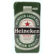 Capa Personalizada s�rie Bebidas Heineken para Motorola Razr i XT890