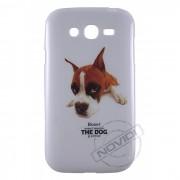 Capa Personalizada The Dog Boxer para Samsung Galaxy Grand Duos I9082