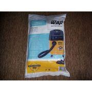 FILTRO DE PAPEL Descart�vel Aspirador Electrolux Wap KIT com 3 sacos cada (20 LITROS)