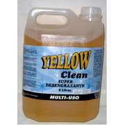 Super Desengraxante Multi-Uso Yellow Clean Gal�o de 5 litros Excelente Custo Beneficio Super Concent