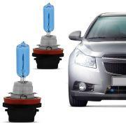 L�mpada Certa H9 12V 4200K 55W Super Branca Par