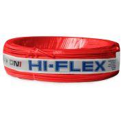 Fio Flex�vel para Instala��o Automotiva Dni Hi-Flex 1,50 mm 100 Metros Vermelho