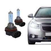 L�mpada Alper H11 12V 55W 4200K Crystal Blue Power