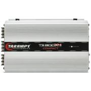 M�dulo Amplificador Taramps TS800X4 Compact 800W Rms 4 Canais 200W Rms 1 Ohms