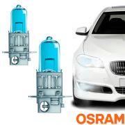 L�mpada H3 12V 55w OSRAM Cool Blue Par