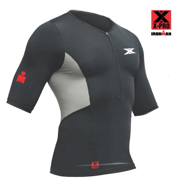 Camiseta Masculina Bike X-Pro Iroman