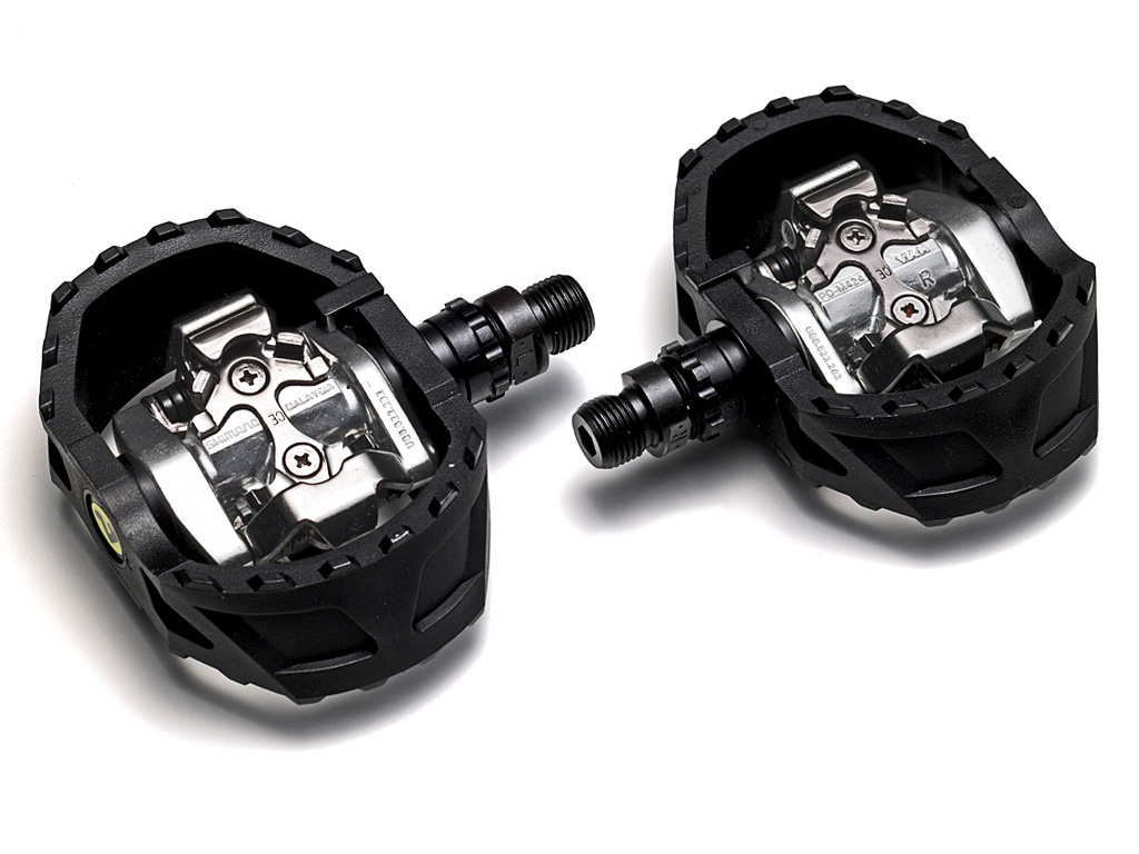 Pedal Shimano PD-M424 (Plataforma)
