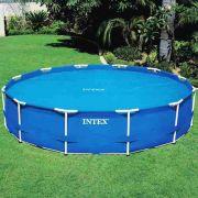 Protetor Aquecedor Solar Capa Piscina 549 Cm 5,49 m Intex #59955