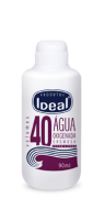 �gua Oxigenada Cremosa 40 Volumes 90ml - Ideal
