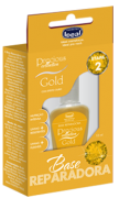 Base Reparadora Gold Para Unhas 12ml - Ideal