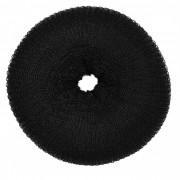 Donuts para Penteados de Cabelos Forma de Coque Preto