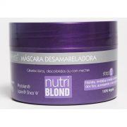 M�scara Desamareladora Nutri Blond 250g - Mirra�s