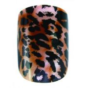 Unhas Posti�as Decoradas M�dio Com Cola BG05-U05 - You Care
