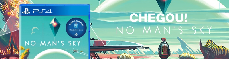 No Mans Sky - PS4