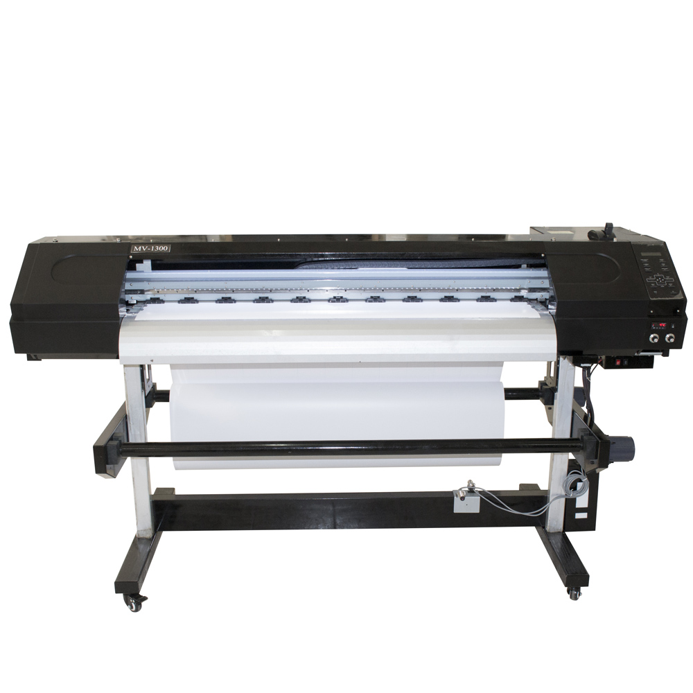 Plotter de Impress�o Digital 1,30m Eco Solvente MV1300 Cabe�a DX5