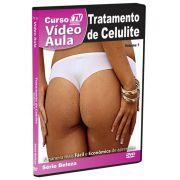 DVD V�deo Aula - Tratamento de Celulite - Tv Treina Video