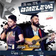 MeLeva Mar�lia - Jorge & Mateus - 06/11/16 - Mar�lia - SP