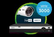 Tribrido DVR Gravador Intelbras 8 Canais HDCVI 3108 Full HD 1920x1080p
