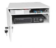 Iron House 1G 400 Para DVR 8 V�deos + 8 a�dio + cabo sem audio + 10A fonte ) cod 1178